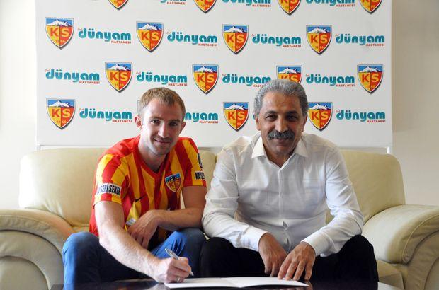 Luce önerdi, Kayseri transfer etti!
