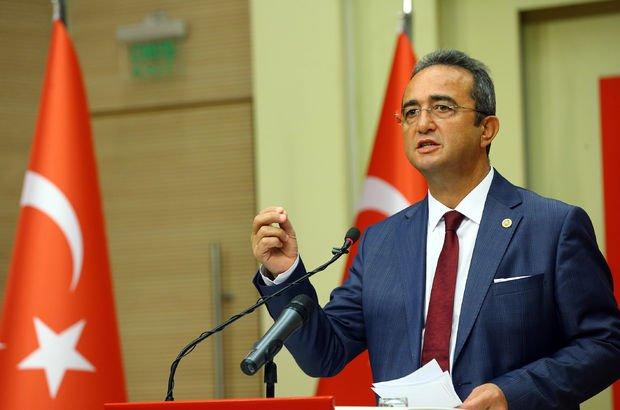 CHP MYK toplantısının ardından Bülent Tezcan'dan açıklama