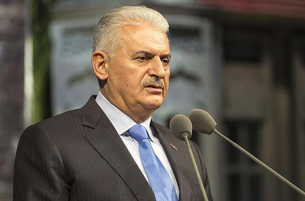 Başbakan Binali Yıldırım 17 Ağustos depreminin yıl dönümünde konuştu