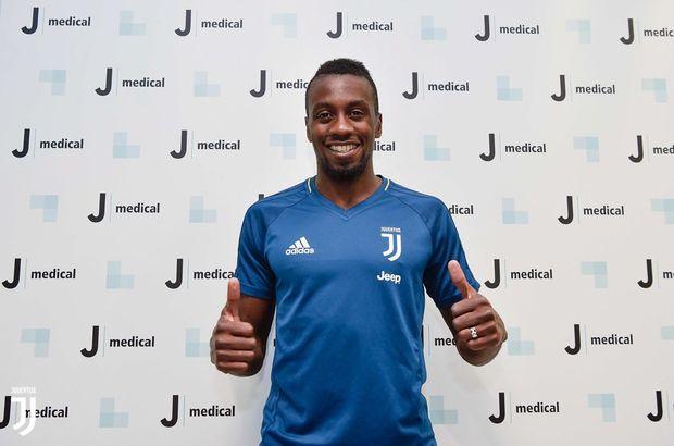 Blaise Matuidi Juventus ile anlaştı