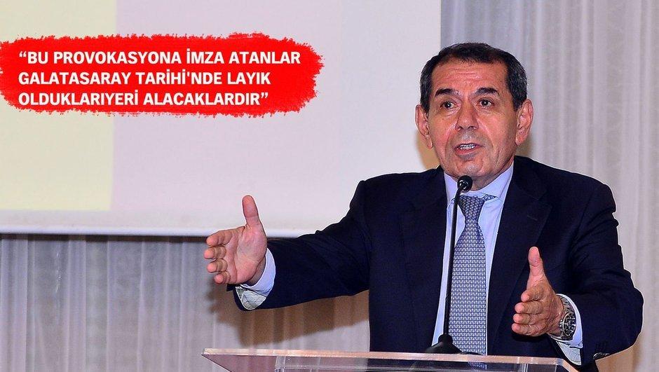 Dursun Özbek, Galatasaray
