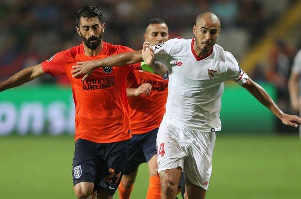 Başakşehir: 1 - Sevilla: 2 MAÇ SONUCU
