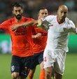 Temsilcimiz Medipol Başakşehir, Şampiyonlar Ligi play-off turu ilk maçında konuk ettiği Sevilla