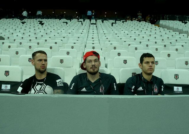 Beşiktaş'ta gönderilecek isimler belli oldu