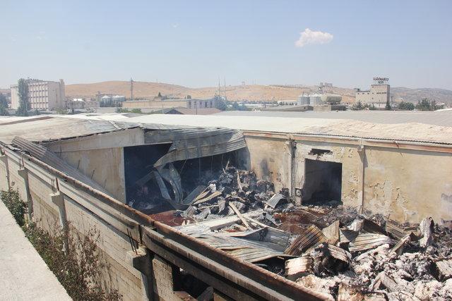 Gaziantep'te yanan fabrikanın sahibi için gıyabi cenaze namazı kılınacak