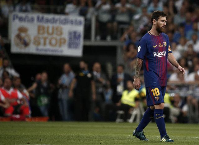 Barcelona'nın Real Madrid mağlubiyeti sosyal medyada gündem oldu!