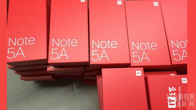 Xiaomi Redmi Note 5A fiyatı, çıkış tarihi ve özellikleri