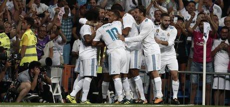 Real Madrid: 2 - Barcelona: 0   MAÇ SONUCU