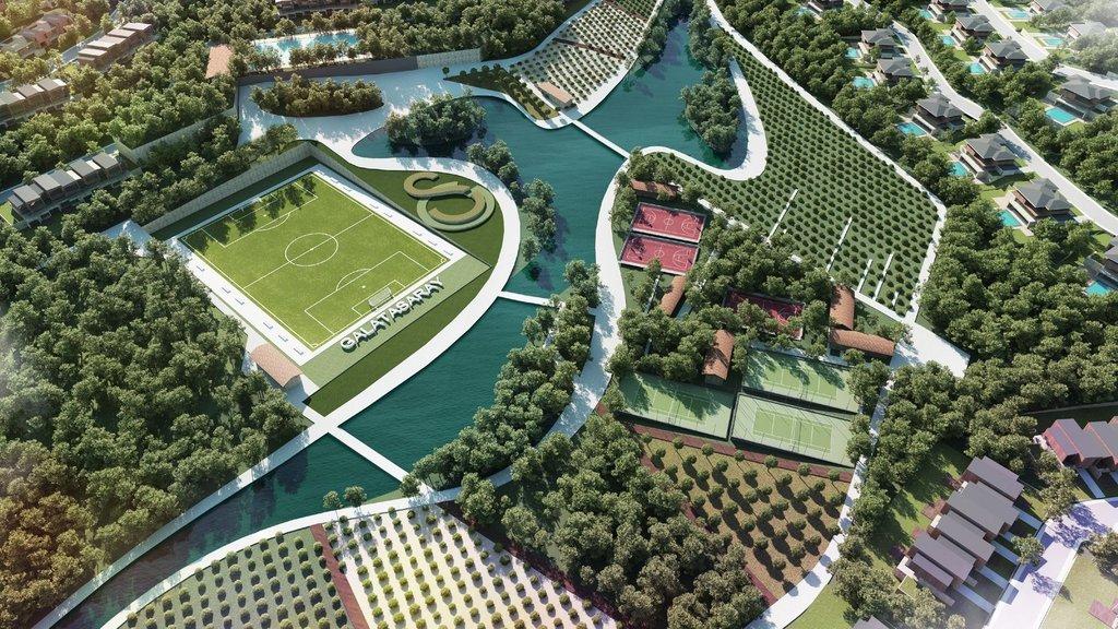 Galatasaray'ın Riva arazisinde flaş gelişme