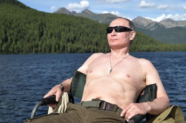 Sosyal medyada Putin çılgınlığı