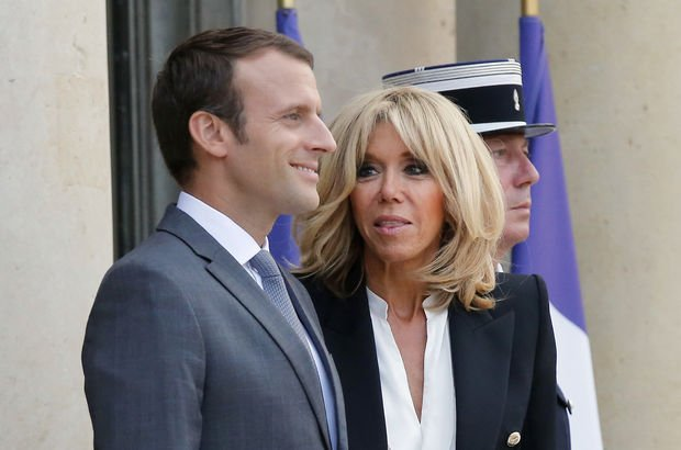 Brigitte Macron Esimin Tek Hatasi Benden Genc Olmasi Dunya Haberleri