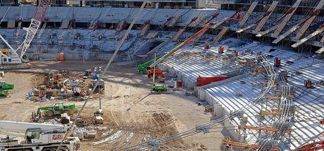 Atletico Madrid yeni stadı Wanda Metropolitano'ya kavuşuyor!