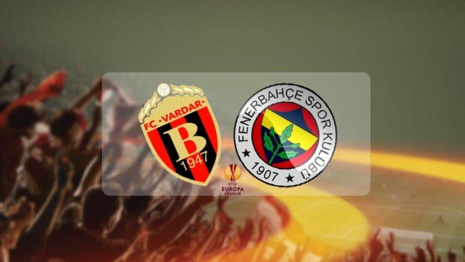 Vardar Fenerbahçe