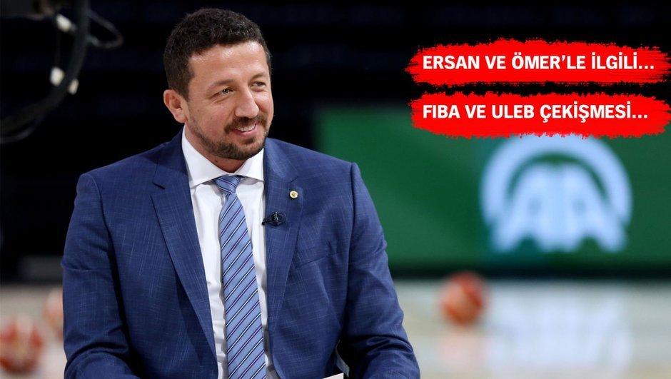 Hidayet Türkoğlu, G.Saray ve Beşiktaş'a yüklendi!
