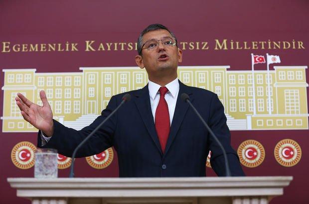 CHP'li Özel: AK Parti'ye nota veriyoruz