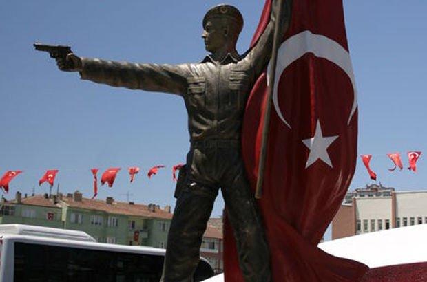 Ömer Halisdemir heykeli kaldırıldı! Belediyeden açıklama