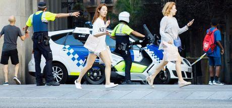 Barcelona'daki terör saldırısını liderler tepki gösterdi