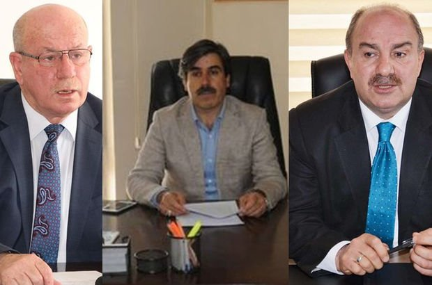 AK Parti Hakkari, Şırnak ve Muş il başkanları istifa etti