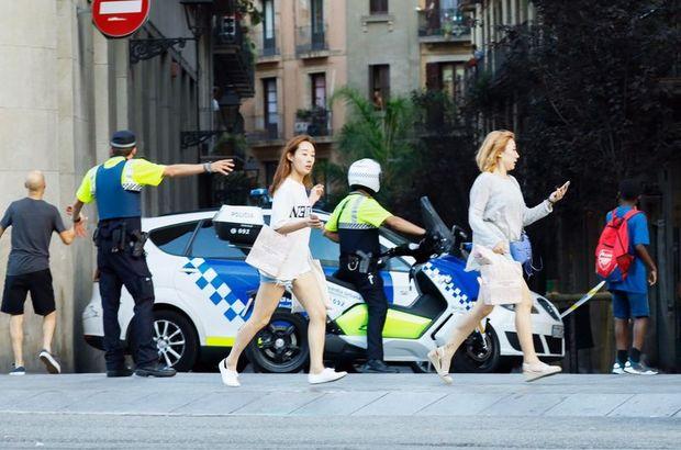 Barcelona saldırısına liderlerden tepki