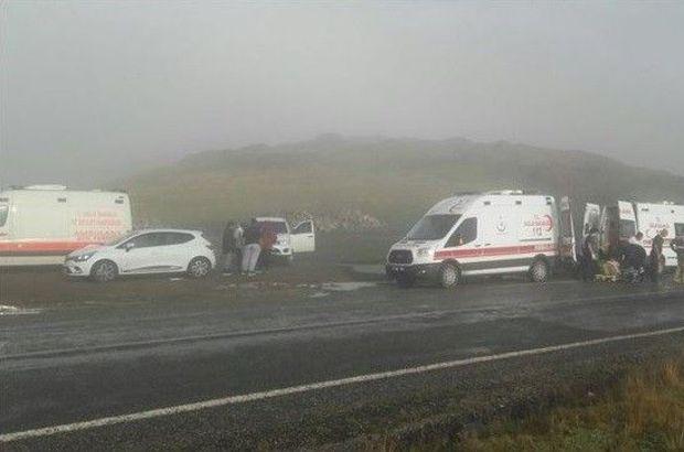 Trabzon'da yıldırım düştü: 1 turist hayatını kaybetti, 3 kişi yaralandı