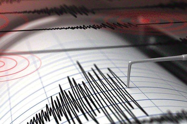 Kahramanmaraş'ta deprem - Son Depremler