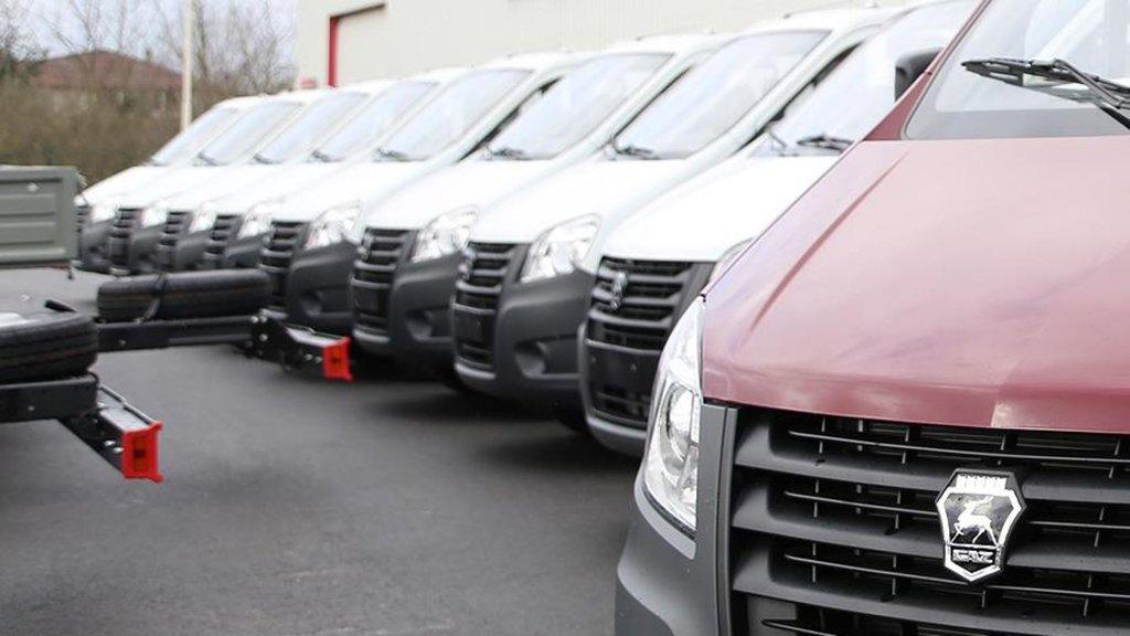 Rus otomotiv devi Türkiye'de üretimi büyütüyor