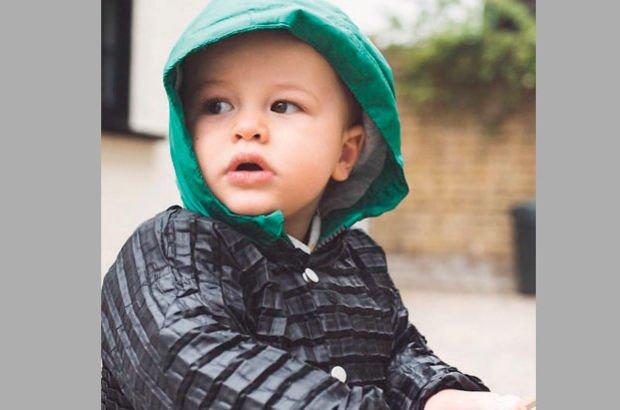 Çocukla büyüyen kıyafet tasarlandı