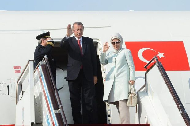 Cumhurbaşkanı Recep Tayyip Erdoğan Ürdün, Kazakistan, Azerbaycan ve ABD'ye gidecek