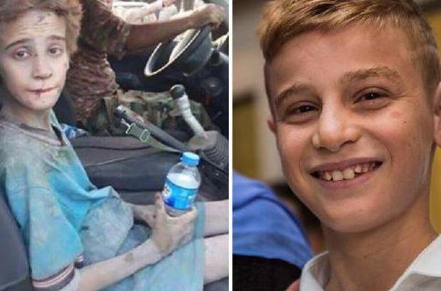 Ezidi çocuk İmad Misko Temo, DAEŞ'ten kurtarıldı