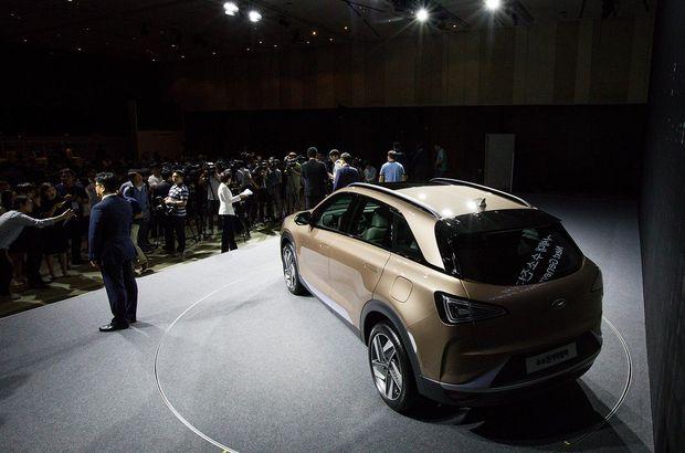 Hyundai'den yeni bir elektrikli araç geliyor
