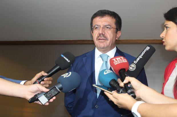 Nihat Zeybekci: Fikir birliğine varmış durumdayız