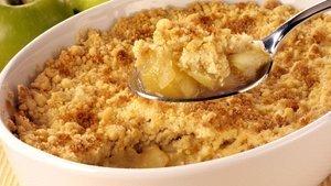 Elmalı crumble nasıl yapılır? Elmalı crumble tarifi ve malzemeleri