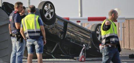 İspanya'nın Cambrils bölgesinde ikinci terör saldırısı girişimi