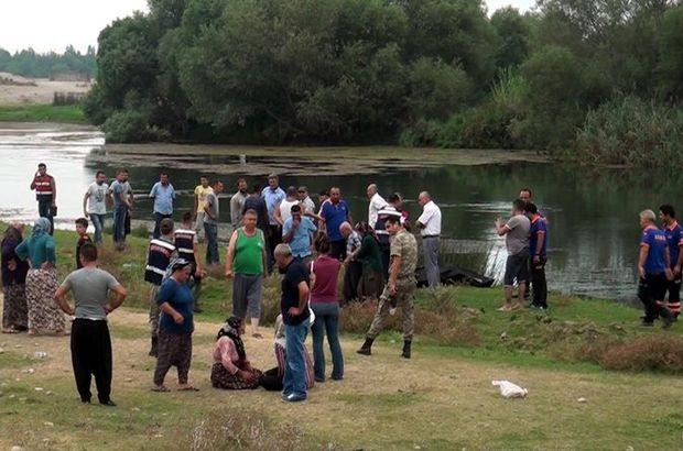 Osmaniye'de 16 yaşındaki genç kız nehirde boğuldu