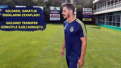 Giuliano'dan Trabzonspor itirafı!