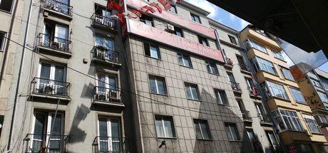 CHP İstanbul İl Başkanlığı'nda haciz işlemi