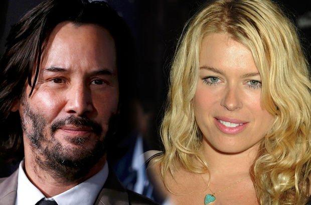 """""""Hamileyken Keanu Reeves ile tek gecelik ilişki yaşadım"""""""