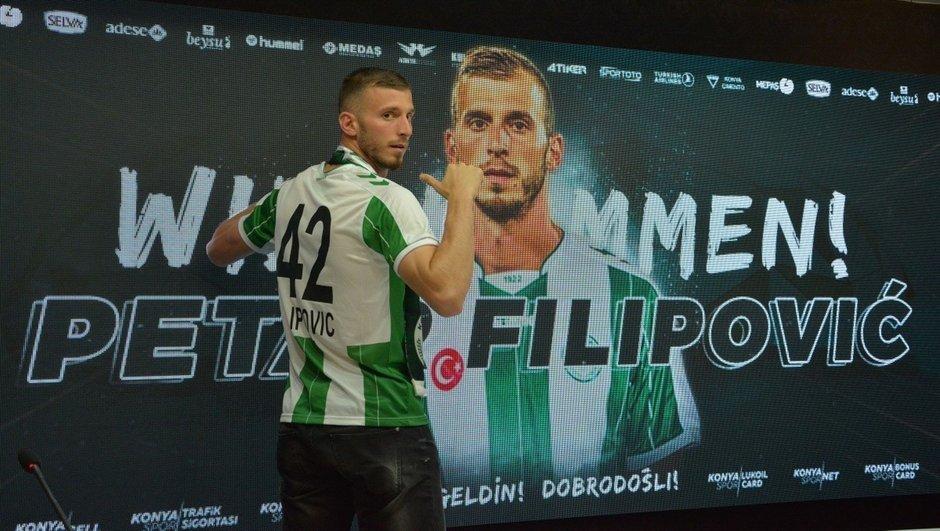 Konya'da bir transfer daha!