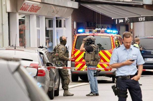 Almanya Wuppertall'da bıçaklı saldırı: 1 kişi öldü, polis saldırganı arıyor