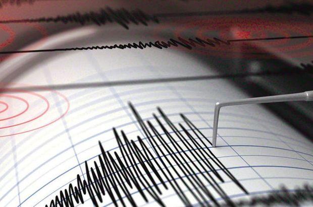 Bodrum Gökova Körfezi'nde 4.4 deprem - Son Depremler