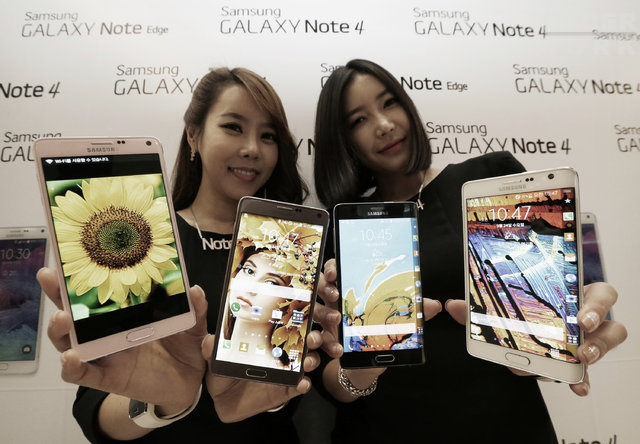 Samsung'un bazı telefonlarında yeniden aşırı ısınma riski