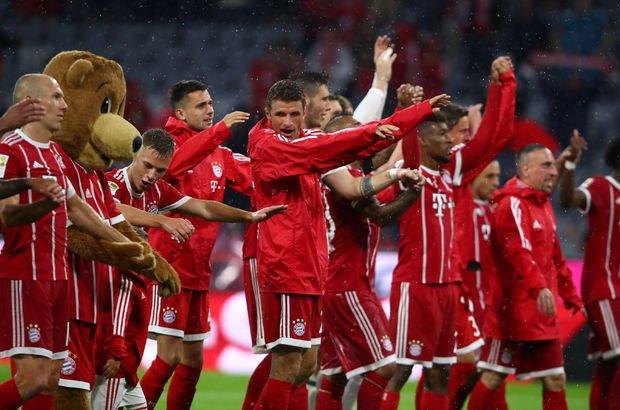 Bayern Münih hızlı başladı