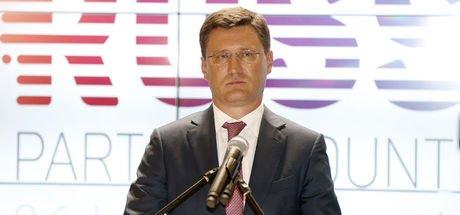 Rusya Federasyonu Enerji Bakanı Aleksandr Novak: Türkiye önemli bir ticari ortak