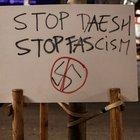 NO TİNC POR! BARCELONA'DA BU SLOGAN ATILDI