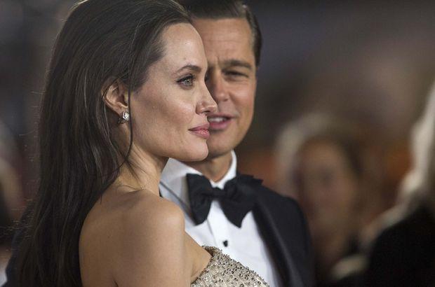 Brad Pitt ve Angelina Jolie'ye şok!