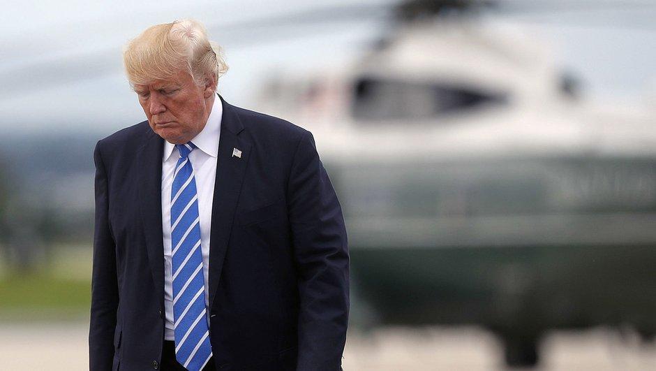 Beyaz Saray'da istifa dalgası! 16 kişilik komite de bıraktı!