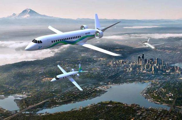 Ticari uçuşlarda teknoloji daha da ilerleyecek