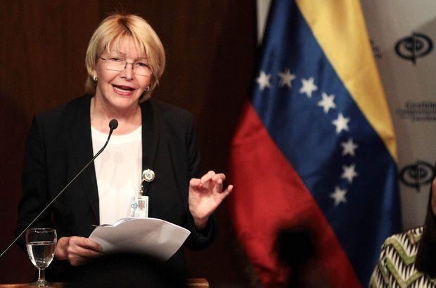 Venezuela'da görevden alınan başsavcı Kolombiya'ya sığındı