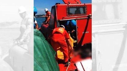 Çin'de gemi kazası: 3 ölü