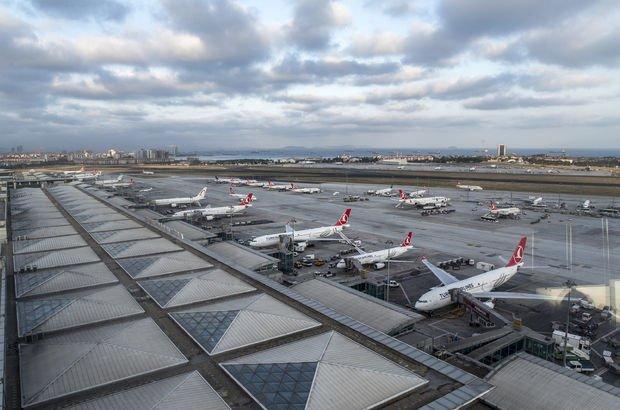 Atatürk Havalimanı'nda uçuş rekoru kırıldı
